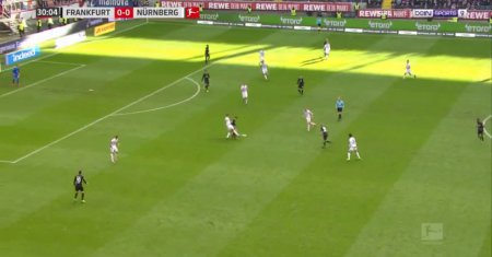 Eintracht Frankfurt - 1. FC Nurnberg