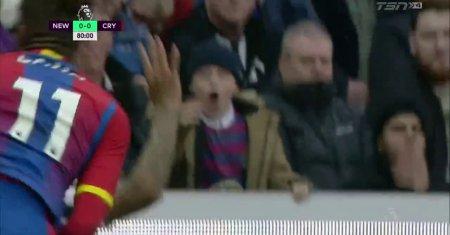 Newcastle United - Crystal Palace