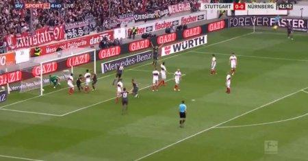 VFB Stuttgart - 1. FC Nurnberg