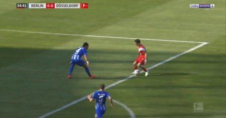 Hertha Berlin - F.Dusseldorf