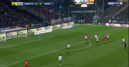 Angers SCO - Stade Rennais FC