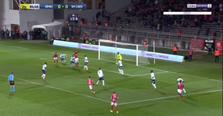 Olympique Nimes - SM Caen