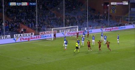Sampdoria - AS Roma
