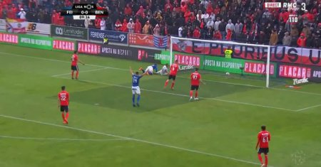 CD Feirense - Benfica Lisbon