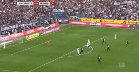 Borussia M'gladbach - Werder Brema