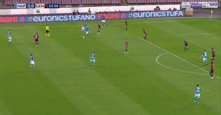 SSC Napoli - Genoa
