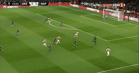 Arsenal London - SSC Napoli