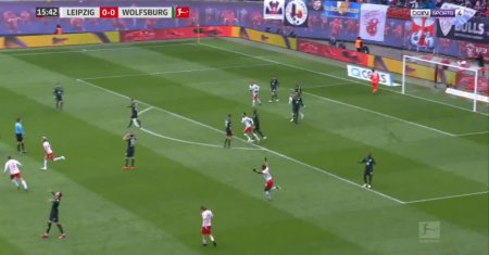 RB Leipzig - VfL Wolfsburg II