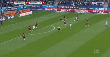 Hannover 96 - Borussia M'gladbach