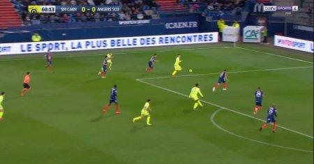 SM Caen - Angers SCO