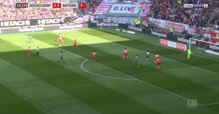 F.Dusseldorf - Bayern Munchen