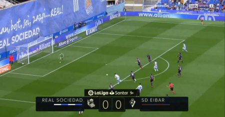 Real Sociedad - SD Eibar