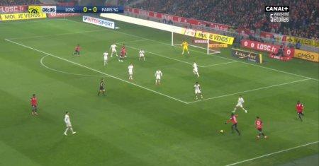 FC Lille Sud - Paris Saint German