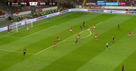 Eintracht Frankfurt - Benfica Lisbon