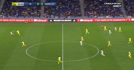 Olympique Lyon - Angers SCO