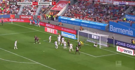 Bayer Leverkusen - 1. FC Nurnberg