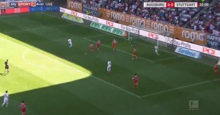 Augsburg - VFB Stuttgart