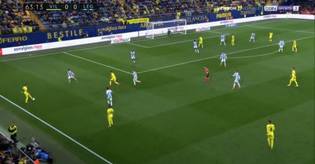 Villarreal CF - CD Leganes