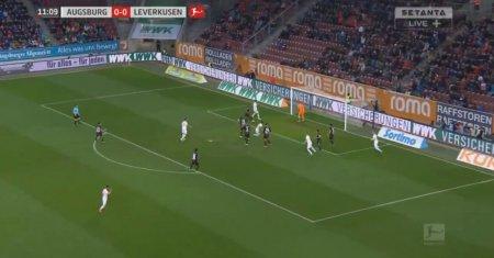 Augsburg - Bayer Leverkusen