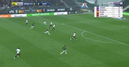 Angers SCO - Stade Reims