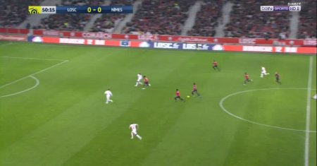 FC Lille Sud - Olympique Nimes