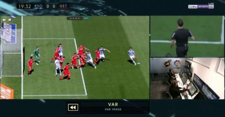 Real Sociedad - CF Getafe