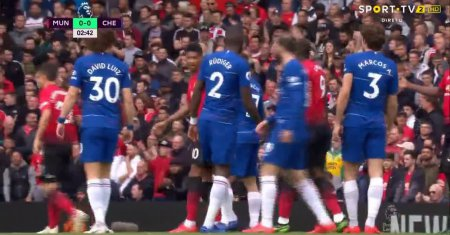 Manchester United FC - Chelsea FC