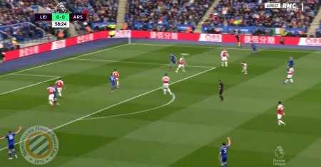Leicester City - Arsenal London