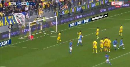 Frosinone - SSC Napoli