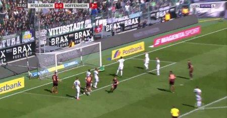 Borussia M'gladbach - 1899 Hoffenheim