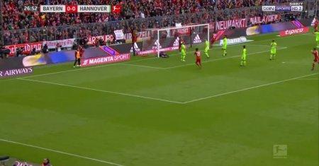 Bayern Munchen - Hannover 96