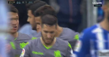 Deportivo Alaves - Real Sociedad