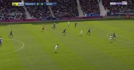 Toulouse - Stade Rennais FC