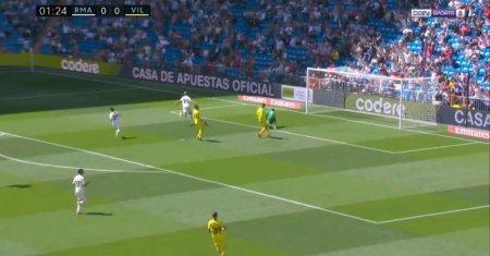 Real Madrid - Villarreal CF
