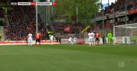 SC Freiburg - F.Dusseldorf