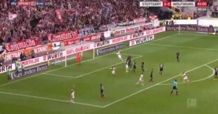 VFB Stuttgart - VfL Wolfsburg II