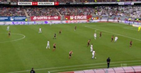 1. FC Nurnberg - Borussia M'gladbach