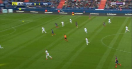 SM Caen - Stade Reims
