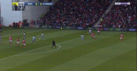 Olympique Nimes - AS Monaco FC