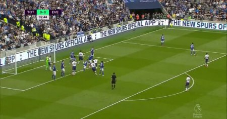 Tottenham Hotspur - Everton
