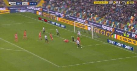 Udinese Calcio - Spal