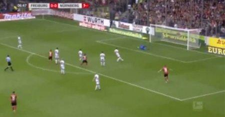 SC Freiburg - 1. FC Nurnberg
