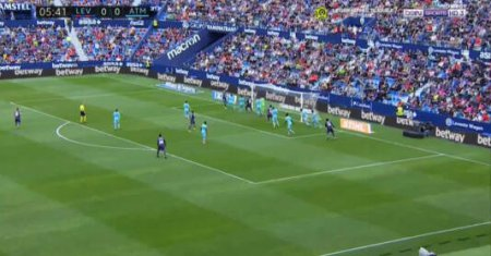 FC Levante - Atletico Madrid