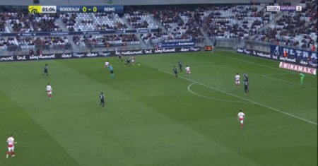 Bordeaux - Stade Reims