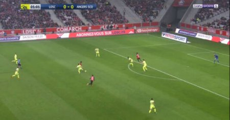 FC Lille Sud - Angers SCO
