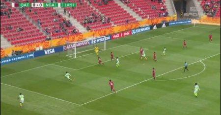 Qatar U19 - Nigeria