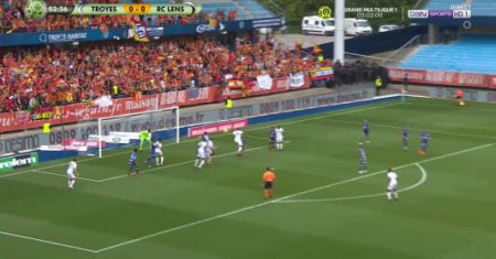 ES Troyes AC - RC Lens