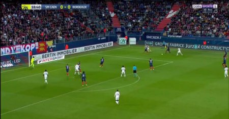 SM Caen - Bordeaux