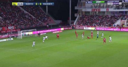 Dijon FCO - Toulouse
