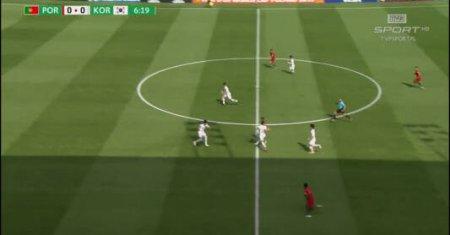 Portugal - Korea Pld. U20